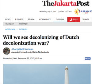 indonesia decolonization
