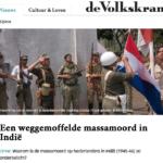 Bersiap – Volkskrant