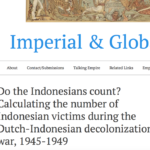 Number of victims – Imperial & Global Forum