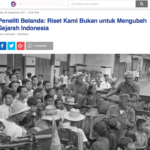 Dutch researcher replies – Detiknews