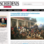 Writing history together – Geschiedenismagazine.nl