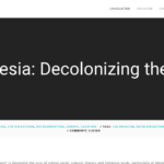Indonesia: Decolonizing the mind – Counter Narratives