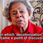 Francisca Pattipilohy (93) on Decolonization