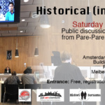 Public Discussion: Historical (in)justice