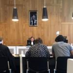Pengadilan Den Haag terbuka untuk publik