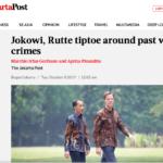 Jokowi, Rutte tiptoe around past war crimes – The Jakarta Post