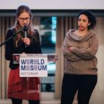 Presentation Marjolein van Pagee & Linda Lemmen – Wereldmuseum