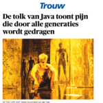 """""""The Interpreter from Java"""" shows intergenerational pain – Trouw"""