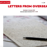 Collection: Letters from Overseas – Winternachten