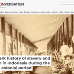 The dark history of slavery and racism in Indonesia – The Conversation