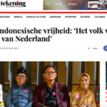 The people deserve an apology from the Netherlands – De Kanttekening