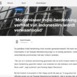 Modernize the Dutch Indies Commemoration – NOS Nieuwsuur