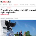 400 jaar recht op plunderen – The Jakarta Post