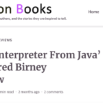 Review 'The Interpreter from Java' – Fiction Books