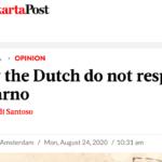 Why the Dutch do no respect Sukarno – The Jakarta Post