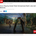 Grandson refuses damages from the Netherlands – CNN Indonesia