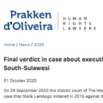 Final verdict Lambogo decapitation case – Prakken d' Oliveira