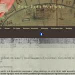 Twee gedaanten van racisme -Anne-Ruth Wertheim