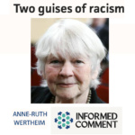 Two guises of racism – Informed Comment