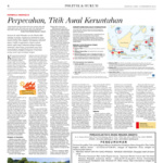 Divisions, the Starting Point of the Fall – Kompas