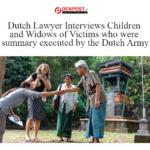 Dutch Lawyer Interviews Balinese Childeren – DenPost