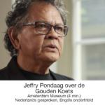 Jeffry Pondaag over de Gouden Koets – Amsterdam Museum