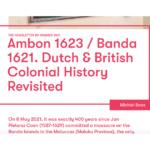 Ambon 1623 / Banda 1621 – IIAS