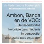 Ambon, Banda en de VOC – de Nederlandse Boekengids