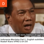 Indonesia Merdeka – Roelof Kiers VPRO